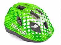 Шлем Author Mirage Inmold 52-56cm (166 green/white)