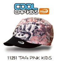 Кепка Wind X-treme COOLCAP 11251 TAG PINK KIDS
