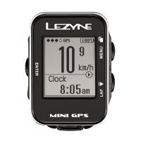 Компьютер Lezyne MINI GPS черный