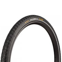 "Покрышка Continental RIDE Tour 26""x1.75, Extra Puncture Belt, Reflex, черный"