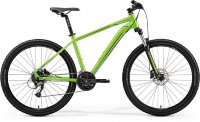 Велосипед Merida BIG.SEVEN 40-D LITE GREEN(BLACK)