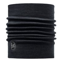 Бафф NECKWARMER MERINO WOOL THERMALBUFF® BLACK