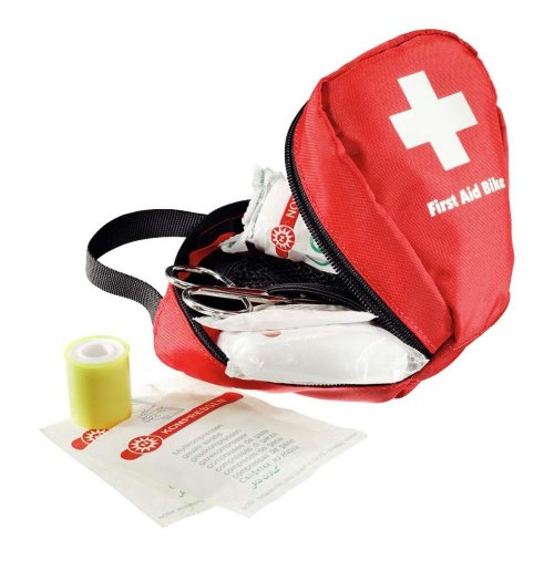 Аксессуар Deuter Bike Bag First Aid Kit цвет 5050 fire