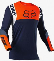 Мото джерси FOX FLEXAIR MACH ONE JERSEY [Navy]