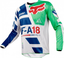 Мото джерси FOX 180 SAYAK JERSEY Green