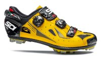 Велотуфли МТБ Sidi Dragon4 SRS CC Lucido Yellow/Black
