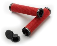 Грипсы SRAM LOCKING GRIPS RED