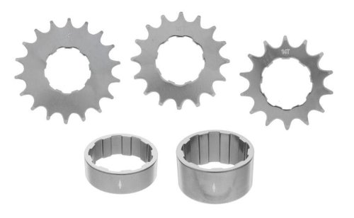 Набор звезд POINT Racing Sprocket/Spacer Set 15T