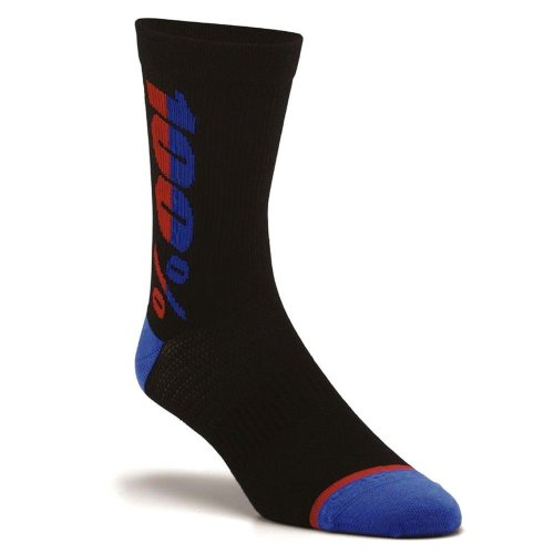 Носки для cпорта Ride 100% RYTHYM Merino Wool Performance Socks [Black]