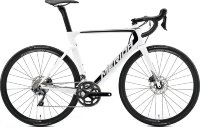Велосипед Merida REACTO DISC 5000 PEARL WHITE(BLACK/GREY)