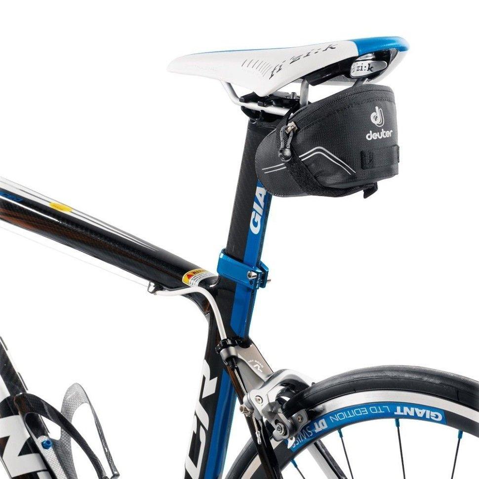 390161510f68 Подседельная сумка Deuter Bike Bag XS цвет 7000 black купить в ...