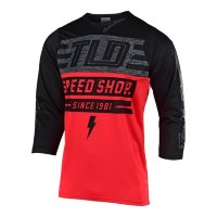 Джерси TLD Ruckus Jersey BOLT [RED / BLACK]
