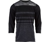 Джерси TLD Ruckus Jersey Streamline [Heather Black/Black]