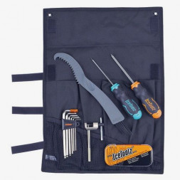 Набор инструментов Ice Toolz 84S2 Starter Tool-Roll