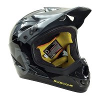 Шлем фулл 661 Sixsixone COMP HELMET BLACK/CHARCOAL