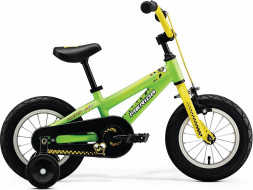 Велосипед Merida MATTS J12  MATT GREEN(YELLOW BEE)