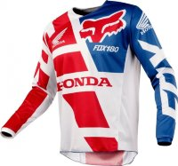 Мото джерси FOX 180 HONDA JERSEY Red