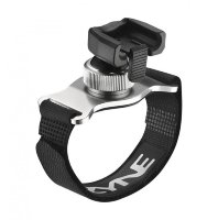 Крепеж Lezyne LED HELUMET MOUNT - AL, ALUMINUM CONSTRUCTION WITH STRAP SYSTEM
