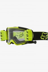 Мото очки FOX VUE STRAY ROLL-OFF GOGGLE [YELLOW], Roll-Off
