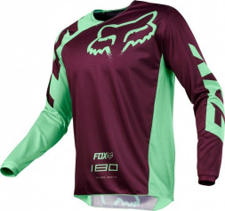 Мото джерси FOX 180 RACE JERSEY Green