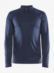 Второй Слой Craft Eaze LS Half Zip Tee Man AW 19 396000