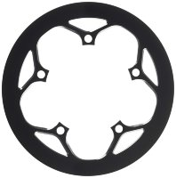Рокринг Truvativ Stylo CHAINRING GUARD ALUM BLAST BLACK