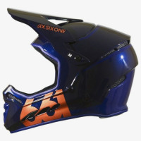 Велошолом 661 Reset Helmet Midnight Copper