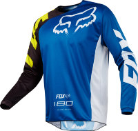 Мото джерси FOX 180 RACE JERSEY Blue