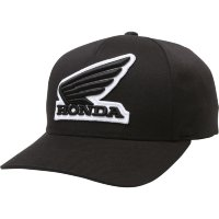 Кепка FOX HONDA FLEXFIT HAT [BLK]