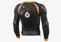 Захист верх 661 Evo Compression Jacket Long Sleeve Black
