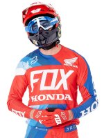 Мото джерси FOX 360 HONDA JERSEY Red