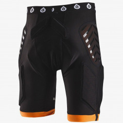 Шорти захистні 661 Evo Compression Short W/Chamois Black