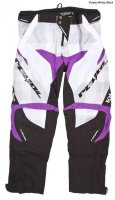 Штаны Royal RACE PANTS PURLPLE/WHITE/BLK