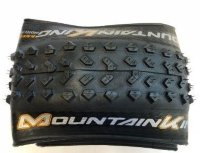 "Покрышка Continental Mountain King 27.5""x2.6, Фолдинг, Tubeless, ProTection"