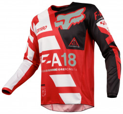 Мото джерси FOX 180 SAYAK JERSEY Red