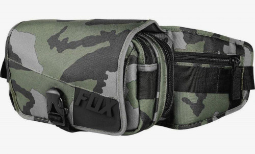 Напоясная сумка FOX DELUXE TOOLPACK [CAMO]