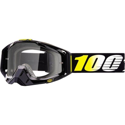 Мото очки 100% RACECRAFT Goggle Cosmos 99 - Clear Lens