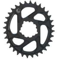 Звезда Sram X-SYNC EAGLE OVAL DM 6 OFF BLK