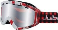 Маска Julbo J 722 12 13 1 Down jacquard/red