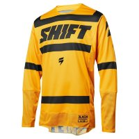 Мото джерси SHIFT 3LACK STRIKE JERSEY Yellow