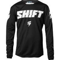 Мото джерси SHIFT WHIT3 NINETY SEVEN JERSEY Black