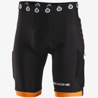 Шорти захистні 661 Evo Compression Short Black