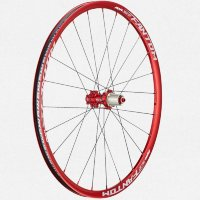 "Комплект колес Funn Fantom Alloy, 29"" Clincher Anod. Red"