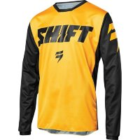 Мото джерси SHIFT WHIT3 NINETY SEVEN JERSEY Yellow