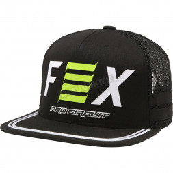 Кепка FOX PRO CIRCUIT SNAPBACK HAT [BLK], One Size