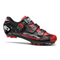 Велотуфли МТБ Sidi Eagle 7 SR Black/Black/Red