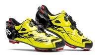 Велотуфли МТБ Sidi Tiger Carbon SRS Bright Yellow