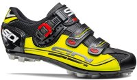 Велотуфли МТБ Sidi Eagle 7 SR Black/Yellow/Black