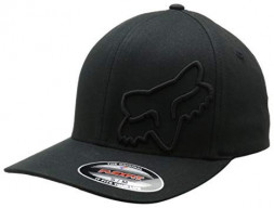 Кепка FOX FLEX 45 FLEXFIT HAT [BLACK]