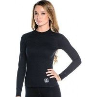 Термобелье THERMOWAVE 2 in 1 LS Jersey W Black